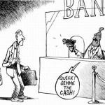 Ограбление в банке по донецки или как меня взяли в заложники