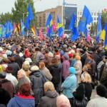 Акция протеста «по-запорожски»